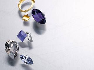 Конусные кристаллы Swarovski