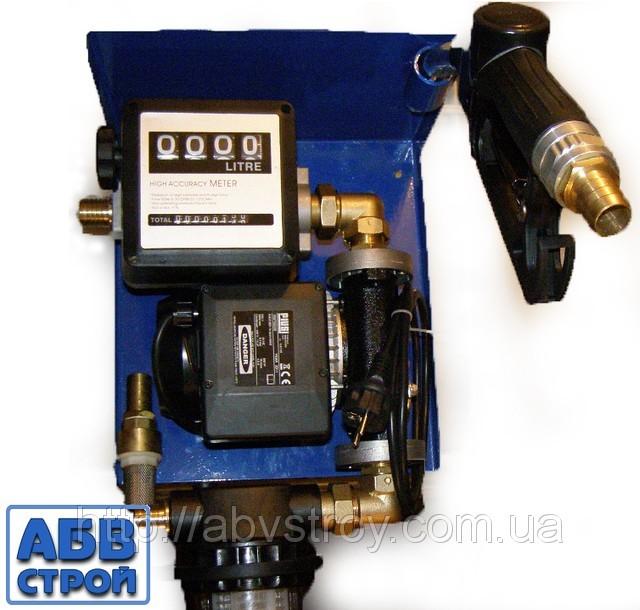 ТопливоЗаправочный модуль дизельный 12В, 24В, 220В