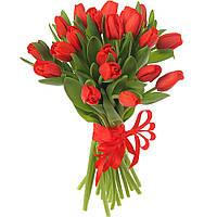 """Букет """"25 красных тюльпана"""""""