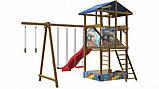 Детские уличные комплексы для дачи SportBaby-8, фото 2