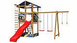 Детские уличные комплексы для дачи SportBaby-8, фото 5
