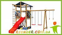 Детские уличные комплексы для дачи SportBaby-8