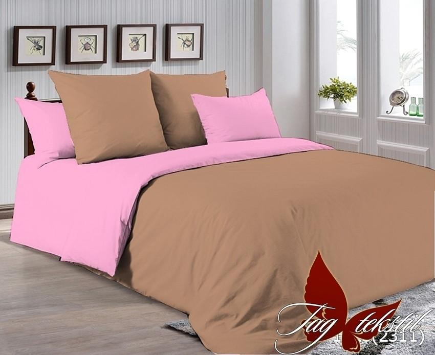 Комплект постельного белья из натурального хлопка Р-1323(2311)