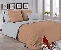 Комплект постельного белья из натурального хлопка Р-1323(4101)