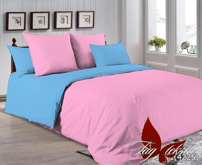 Комплект постельного белья из натурального хлопка  Р-2311(4225)