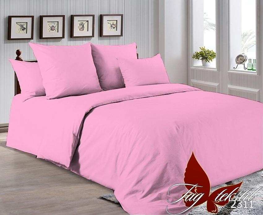 Комплект постельного белья из натурального хлопка Р-2311