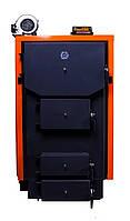 Промышленный твердотопливный котел длительного горения Донтерм Турбо / Donterm Turbo 65 кВт