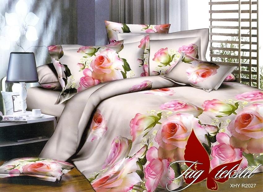 Комплект постельного белья из хлопка