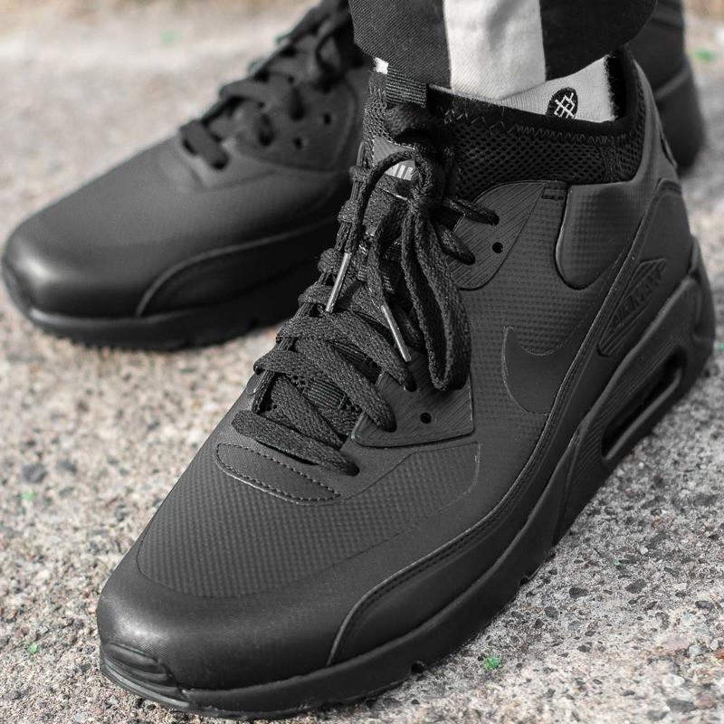 33efc794 Оригинальные мужские кроссовки Nike Air Max 90 Ultra Mid Winter , фото 1