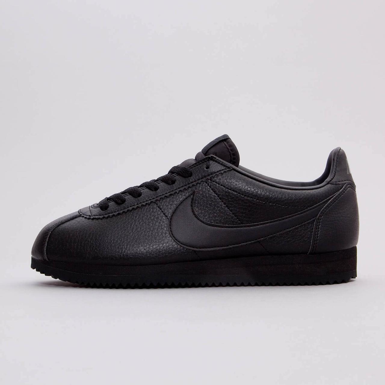 8364712b Мужские кроссовки Nike Classic Cortez Leather 749571-002 -  Parallel-Brandshop. Оригинальная обувь