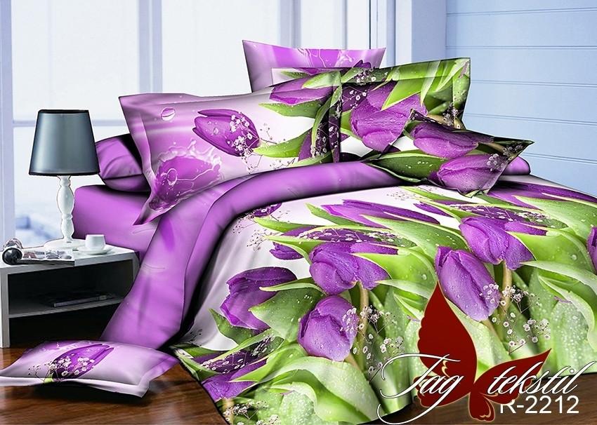 Комплект постельного белья из натурального ранфорса R2212