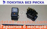 Выключатель обогрева заднего стекла ВАЗ 2107 (пр-во Автоарматура) 26.3710-22.41