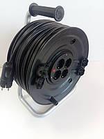 Електричний подовжувач на котушці без з/к  20м (ПВС 2*1,5) ТМ ФЕНІКС. ЕП