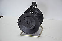 Електричний подовжувач на котушці без з/к  25м (ПВС 2*1,5) ТМ ФЕНІКС. ЕП