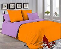 Комплект постельного белья из натурального хлопка Р-1263(3520)
