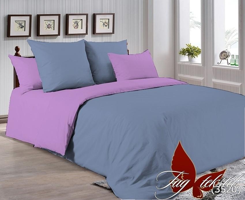 Комплект постельного белья из натурального хлопка Р-3917(3520)