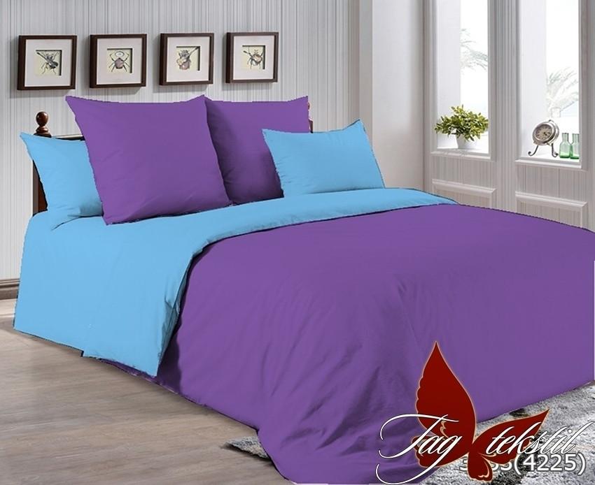 Комплект постельного белья из натурального хлопка Р-3633(4225)