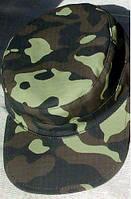 Кепка камуфлированная армейская
