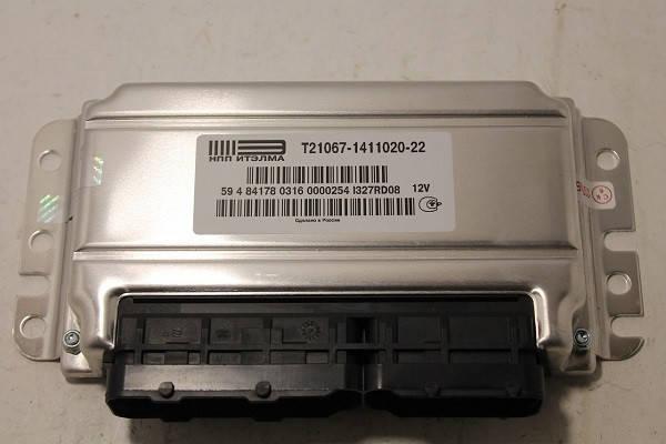Электронный блок управления ЭБУ ИТЭЛМА 21067-1411020-22, фото 2