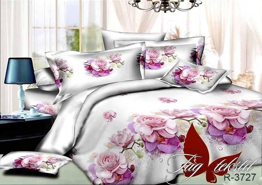 Комплект постельного белья из натурального ранфорса R3727