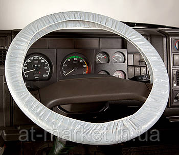 Защитные чехлы на руль SERWO для грузовых автомобилей  250 шт.