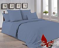 Комплект постельного белья  из натурального ранфорса Р-3917