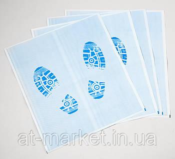Одноразовые непромокаемые коврики SERWO PAPERPLAST  45x50 см. 500 шт.