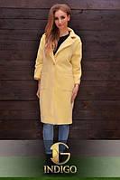 Элегантное женское пальто, фото 1