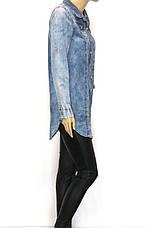 Джинсовые Рубашки, Туники , фото 3