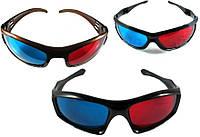3D очки анаглифные (красно-синие)