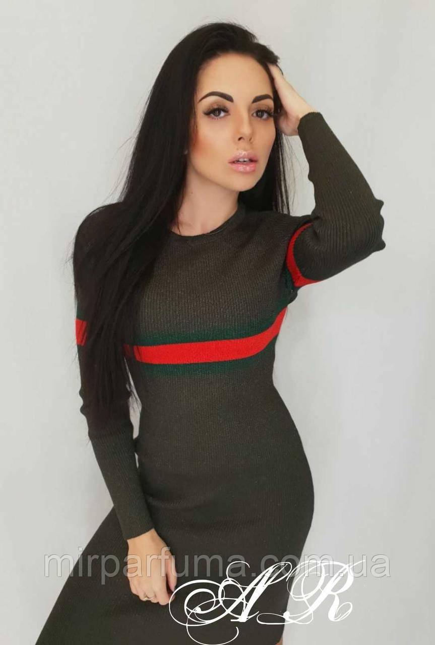 Платье гучи