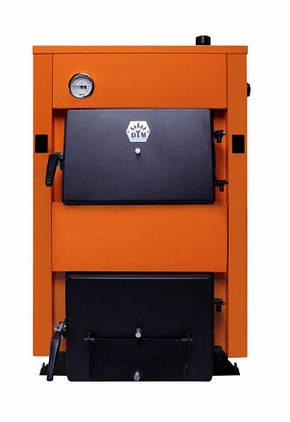Котел твердотопливный Донтерм ДТМ Стандарт / DTM Donterm Standart 13 кВт, фото 2