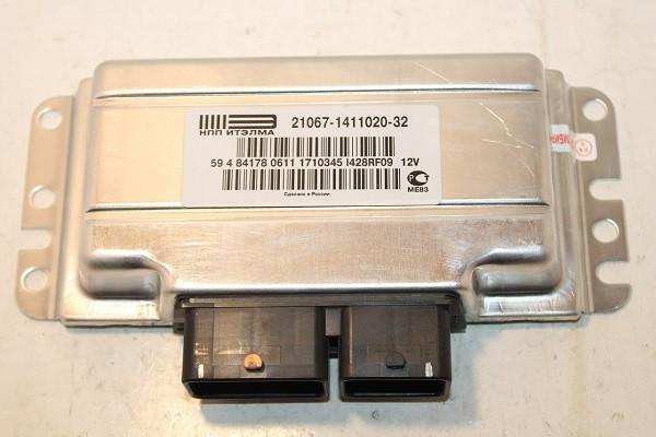 Электронный блок управления ЭБУ ИТЭЛМА 21067-1411020-32