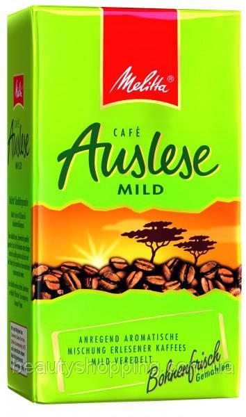 Кофе молотый MELITA USLES MILD 500G