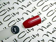 Гель-лак CityNail 1036 красный