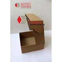 Коробка картонная 250 х 250 х 100 мм, самосборная