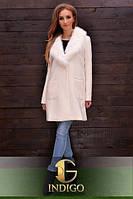 Стильное пальто с элегантным воротником, фото 1