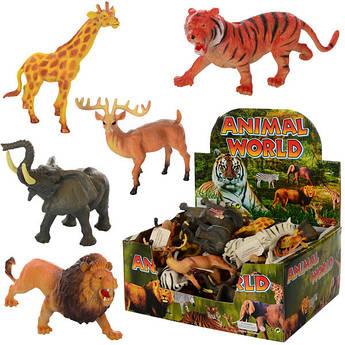 Животные игрушечные Y13