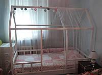Кровать домик 8