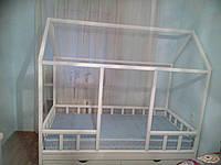 Ліжко будиночок 9