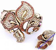 Красивейшие браслет и кольцо.