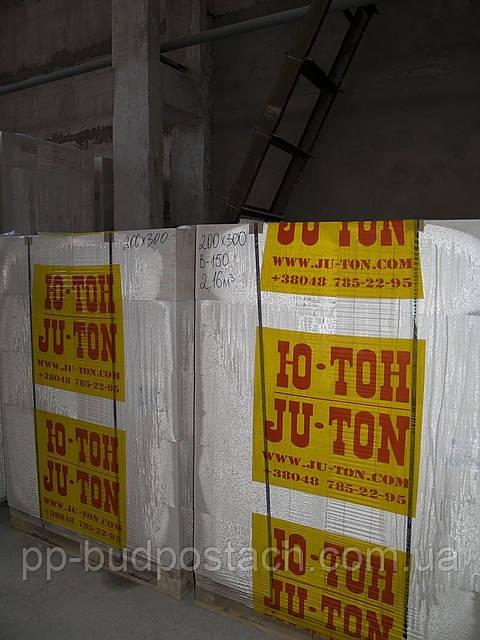 Ju-Ton газоблоки