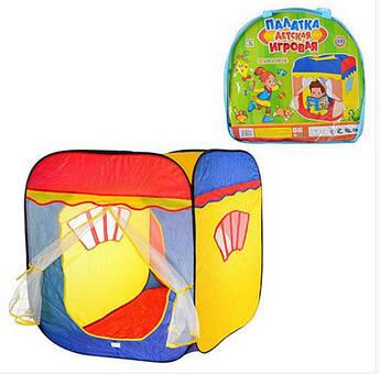 Детская палатка 1402 (5040) домик