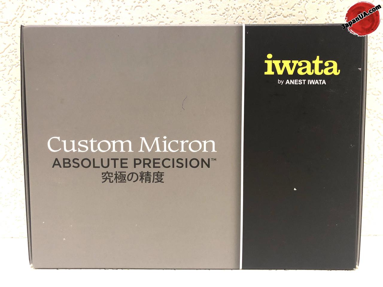Аэрограф Iwata CM-SB2