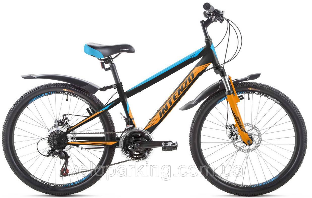 Горный подростковый велосипед Intenzo Dakar 24 (2019) DD new