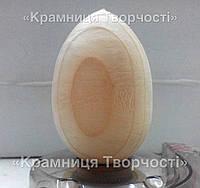 """Деревянная заготовка """"Яйцо"""" (6-7 см.)"""