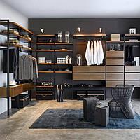 Гардеробная комната Volpato на заказ V557