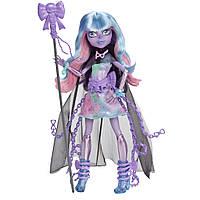 Кукла Monster High Haunted Student Spirits River Styxx Doll, Монстер Хай Ривер Стикс Населенный призраками, фото 1