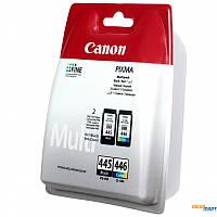 Картридж струйный CANON PG-445 MULTI (Black+Color) (8283B004)