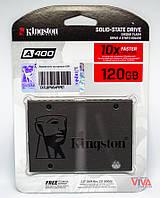SSD накопитель внутренний Kingston SSDNow A400 120GB SATAIII TLC (SA400S37/120G)